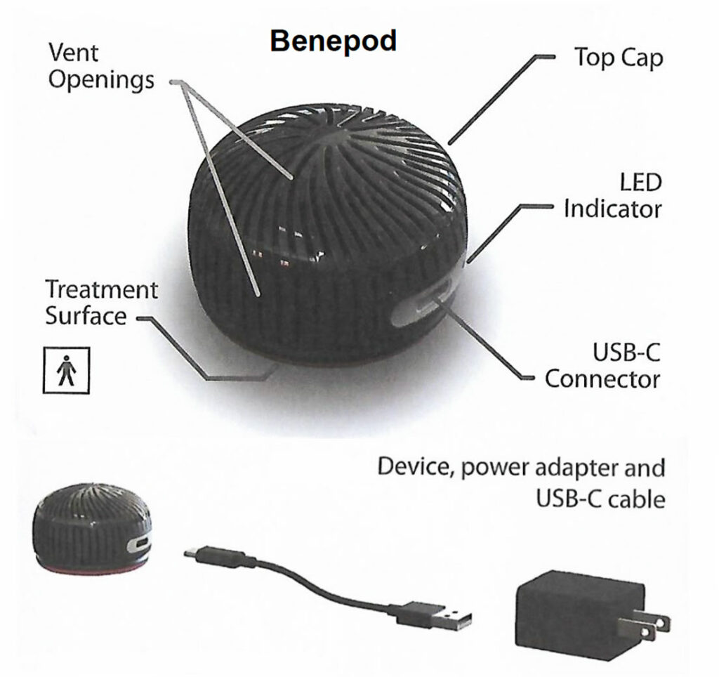 benepod how to use